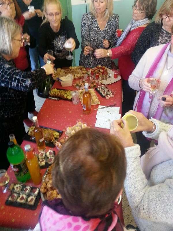 repas de Noel 2018