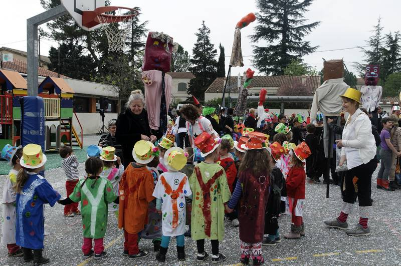 carnaval des ecoles