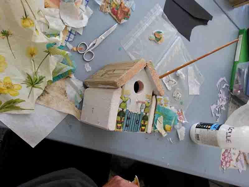 atelier deco de paques