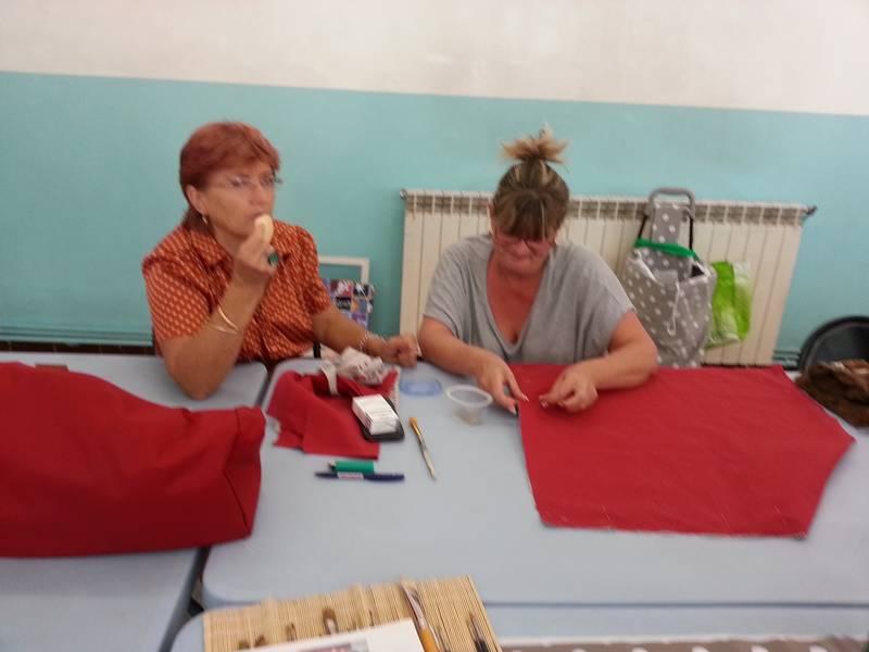 atelier orinino & pochette lavande