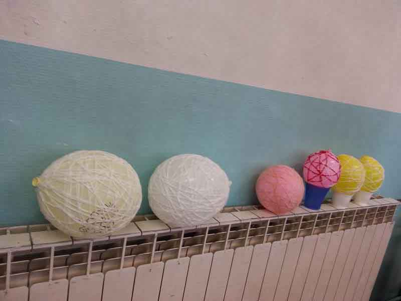 atelier boule de ficelles