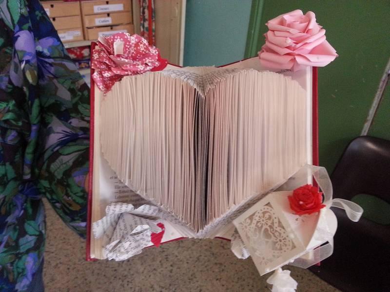 recyclage livre