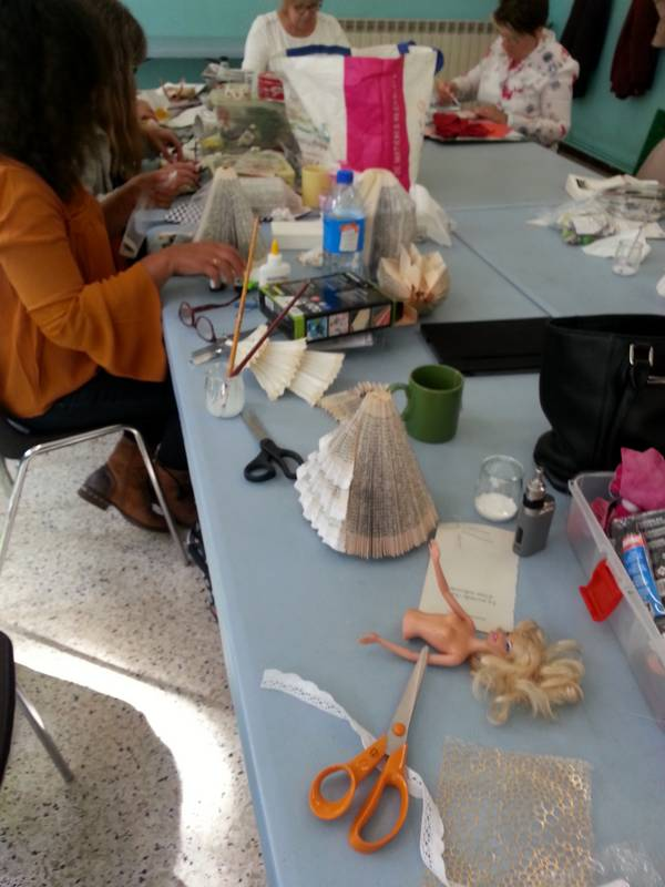atelier recyclage