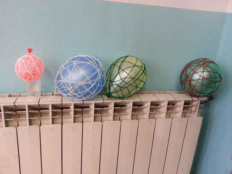 atelier boules de ficelles