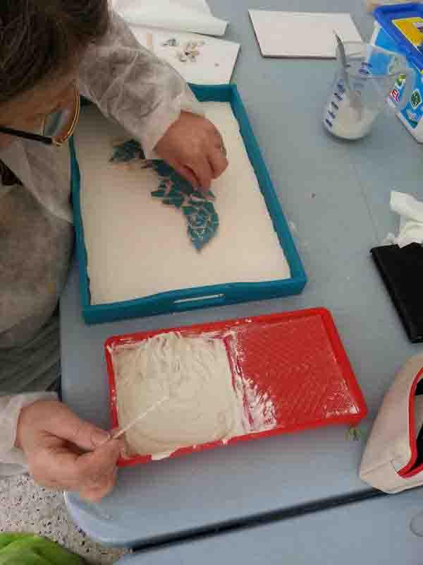 atelier mozaique