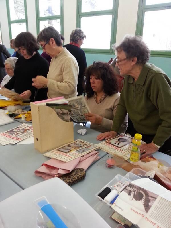 atelier carton mousse