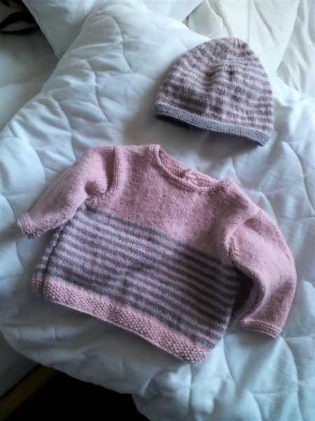 Evelyne v tricot mars 2013 4 large