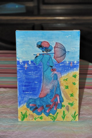 Marie paule peinture janv 2013