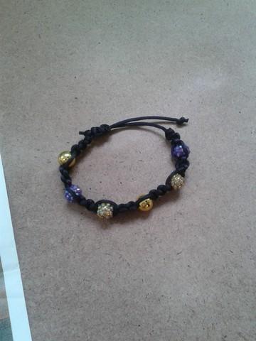 Maryse bracelet shambala fev 2014