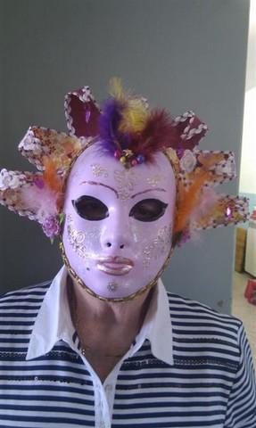Masque simone 2011